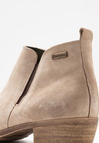 Barbour - HEALY - Ankle boots - beige - 2