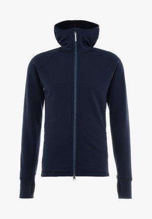 POWER HOUDI - Fleece jacket - blue illusion