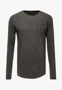 Tigha - CHIBS - Long sleeved top - vintage grey - 3