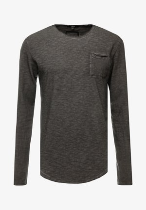 CHIBS - Long sleeved top - vintage grey