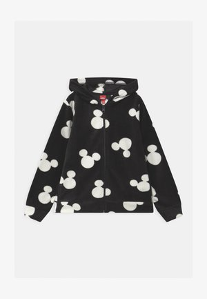 HOOD DISNEY MICKEY MOUSE - Fleecejacke - meteorite