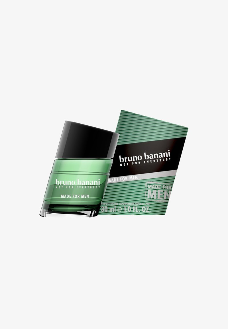 Bruno Banani Fragrance - BRUNO BANANI MADE FOR MEN EAU DE TOILETTE 30ML - Woda toaletowa - -