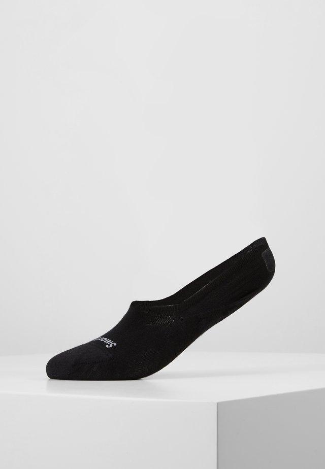 SNEAKER NOSHOW  - Trainer socks - black