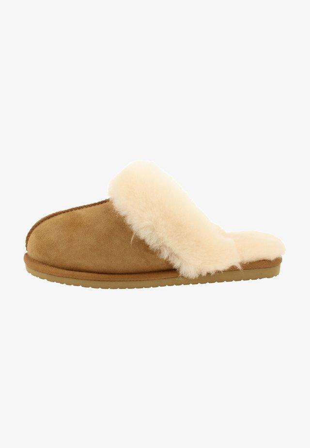Pantofole - bruin