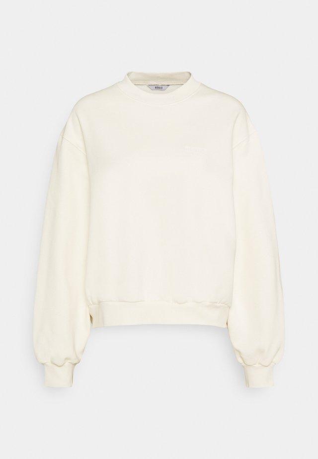 ENMONROE - Sweatshirt - gardenia