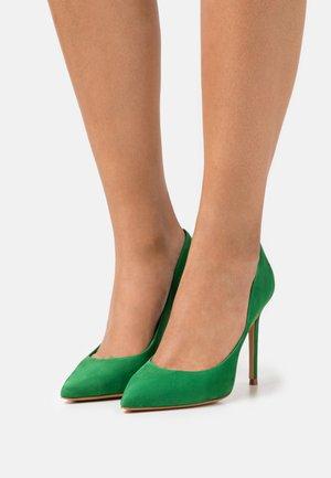 JISSIA - Classic heels - vert