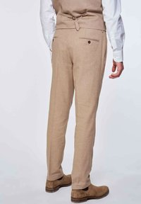 MDB IMPECCABLE - Suit trousers - brown - 2