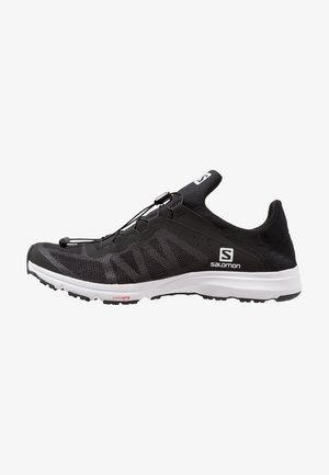 AMPHIB BOLD - Scarpa da hiking - black/white