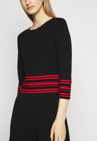 HUGO - SANDREYYA - Jumper dress - black - 5