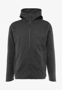 The North Face - Fleece jacket - dark grey heather - 4