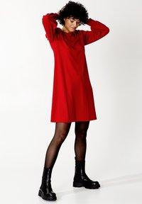 Indiska - ANASTASIA  - Day dress - red - 5