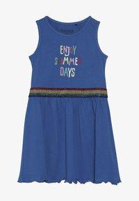 Blue Seven - OHNE ARM - Žerzejové šaty - ocean - 2