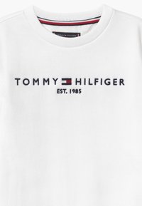 Tommy Hilfiger - ESSENTIAL UNISEX - Sweater - white - 4