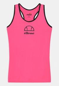 Ellesse - MARTINIA UNISEX - Top - neon pink - 0
