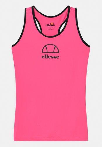 MARTINIA UNISEX - Top - neon pink