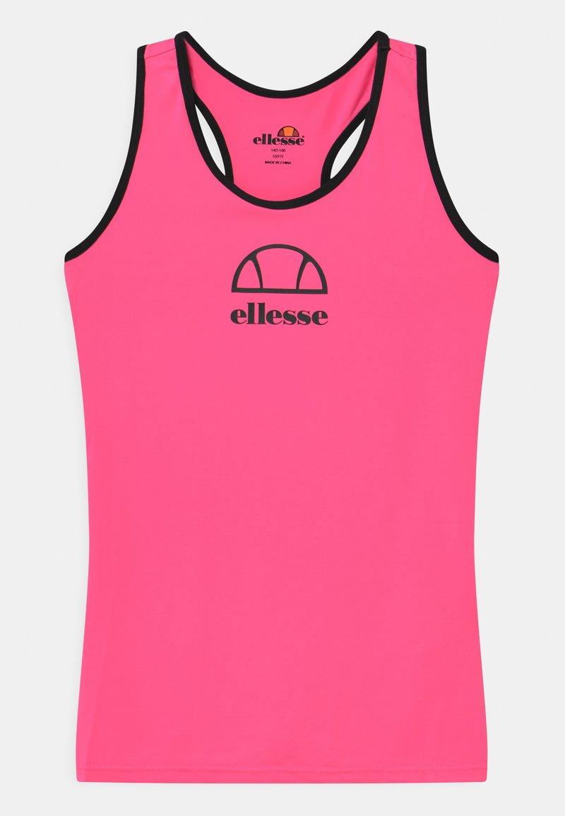 Ellesse - MARTINIA UNISEX - Top - neon pink