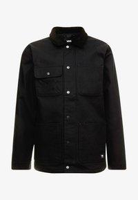 DRILL CHORE - Summer jacket - black