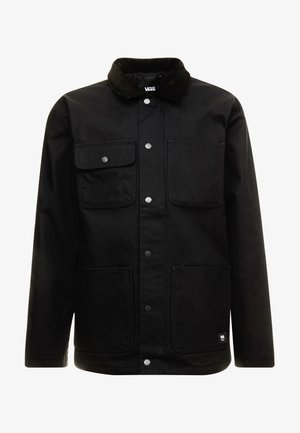 DRILL CHORE - Summer jacket - black