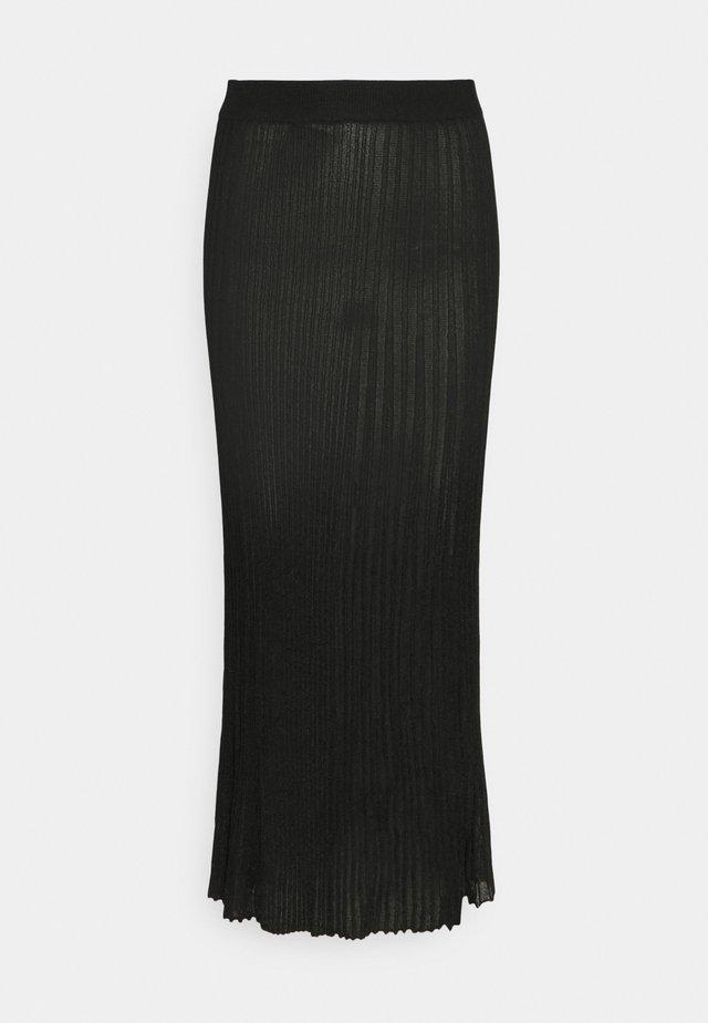 ORISTA - Spódnica ołówkowa  - black