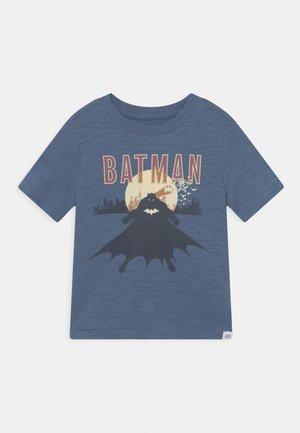 DC COMICS BATMAN TODDLER BOY - Print T-shirt - bainbridge blue