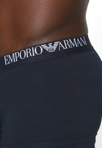Emporio Armani - TRUNK 3 PACK - Pants - marine - 6