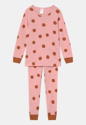 ORGANIC COTTON KIDS - Pyžamová sada - rosa