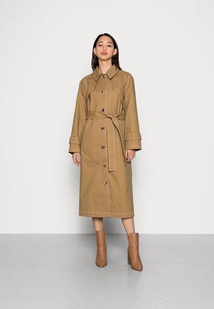 ALL EYES ON YOU TRENCH - Trenchcoat - camel