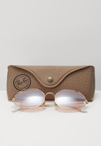 Ray-Ban - Sunglasses - shiny gold-coloured