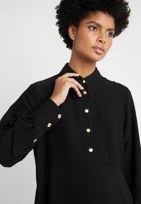 Rika - ROSA DRESS - Vestido camisero - black - 6