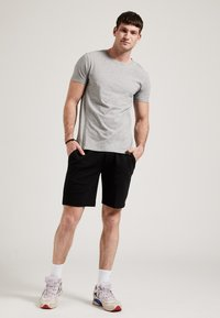 Phyne - THE ROUND NECK - T-shirt basique - grey - 1