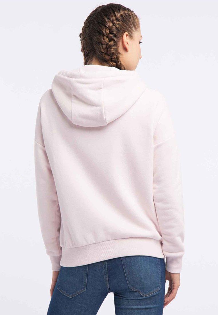 Fast Express Women's Clothing myMo Hoodie rosa melange Nf70XAHa4