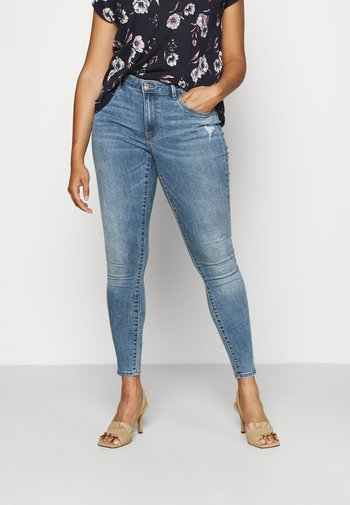 CARSALLY LIFE - Jeans Skinny Fit - light blue
