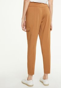 comma - Tracksuit bottoms - camel - 2
