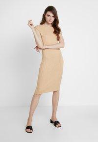 KIOMI - Shift dress - sand - 2