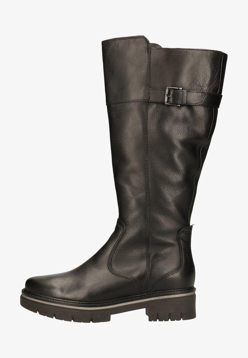ara - Cowboy/Biker boots - schwarz