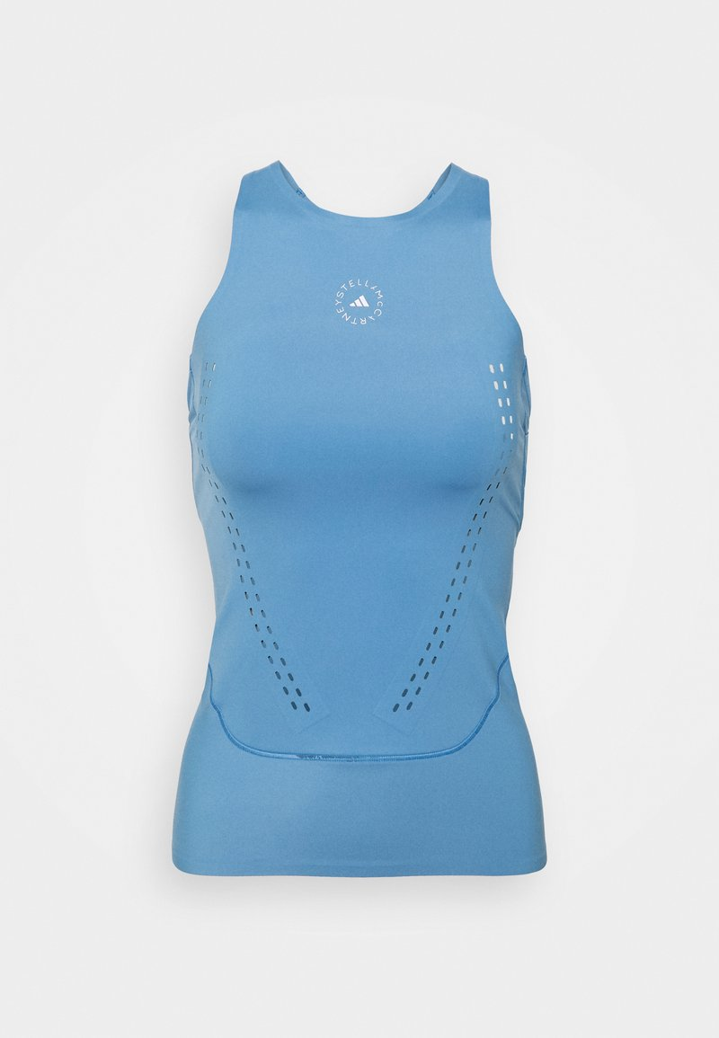 adidas by Stella McCartney - TRUEPUR TANK - Top - blue