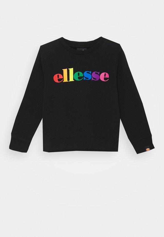 ELETIA UNISEX - Sweater - black