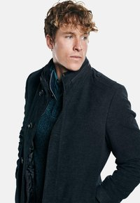 Engbers - Classic coat - schwarz - 6