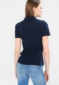 Tommy Jeans - ORIGINAL BASIC - Poloshirt - dress blues - 2