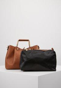 Dune London - DARLOW - Handbag - tan - 5