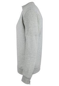 SOULSTAR - Sweatshirt - mottled grey - 2