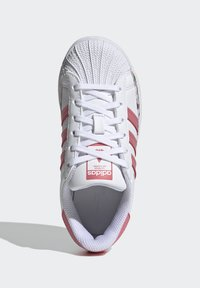 adidas Originals - SUPERSTAR SHOES - Sneakers laag - ftwr white/hazy rose/hazy rose - 1