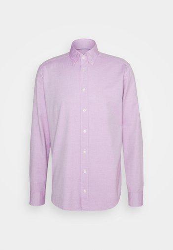SLIM SOFT ROYAL OXFORD SHIRT - Button-down blouse - purple