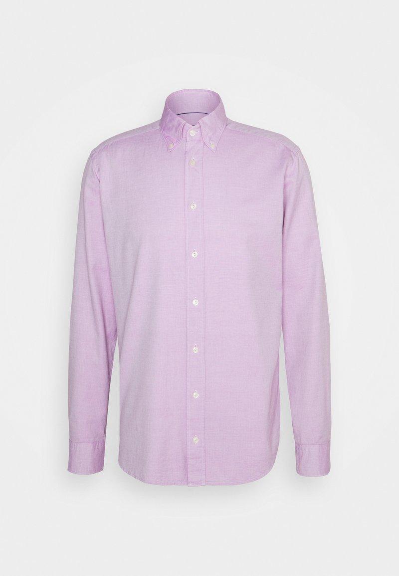 Eton - SLIM SOFT ROYAL OXFORD SHIRT - Button-down blouse - purple