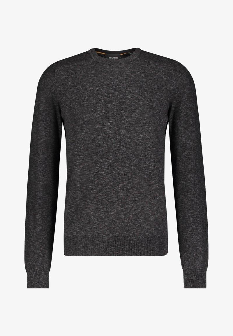 "BOSS - HERREN ""KAMYODA"" - Sweatshirt - schwarz (15)"