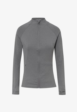 Training jacket - light grey