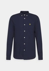 Lyle & Scott - OXFORD - Shirt - navy - 5