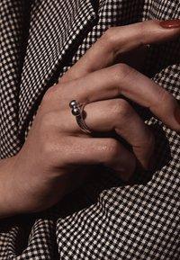 No More - MIDI BUBBLE - Ring - silver - 0