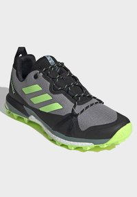 adidas Performance - TERREX SKYCHASER LT HIKING SHOES - Hiking shoes - grey - 4