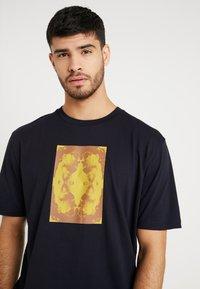 Tiger of Sweden Jeans - PRO  - T-shirt med print - black - 3